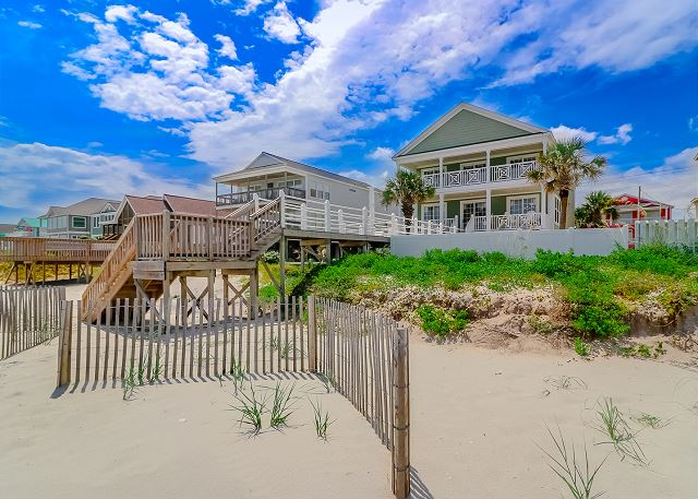 Murrells Inlet Vacation Rental The Big Chill Sea Star Realty