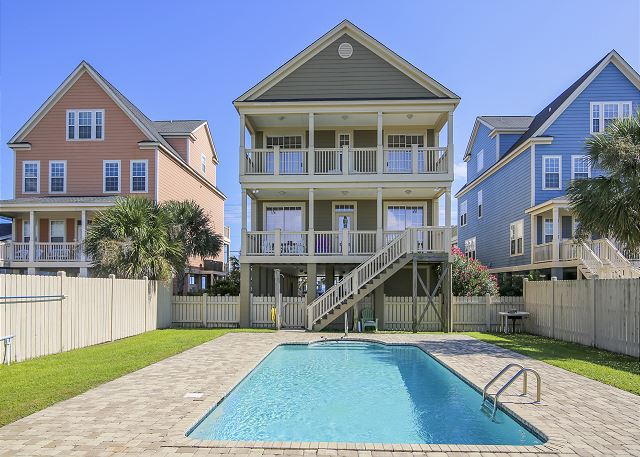 Garden City Beach Vacation Rental Sea Biscuit Sea Star Realty