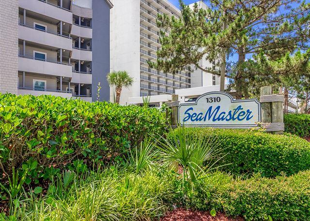 Garden City Beach Vacation Rental Sea Master 402 Sea