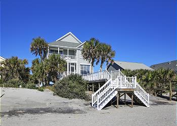 The Big Chill Beach House In Garden City Sc