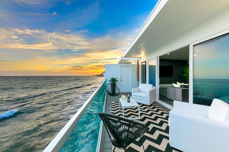 Mal 203 10 Siegel S Malibu Oceanfront Bliss Iv Seabreeze Vacation Rentals