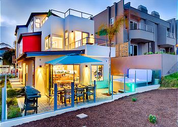 Cb 175 New Contemporary Beach Home