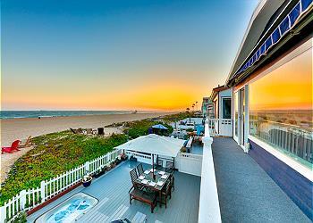 huntington sunset beach rentals seabreeze vacation rentals