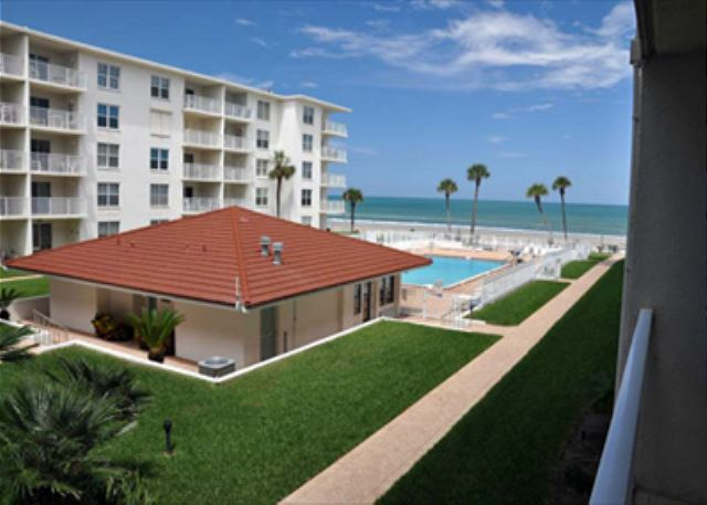 Sea Coast Condos unit 212 by the Sea