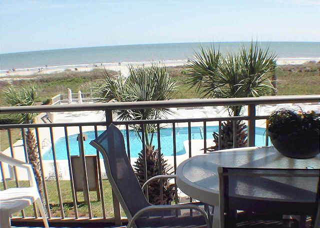 Ocean One 311 Hilton Head Island Oceanfront Vacation Rental Property