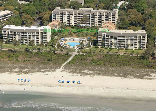 Shorewood 332 - Oceanview 3rd Floor Condo - Hilton Head Island, South Carolina