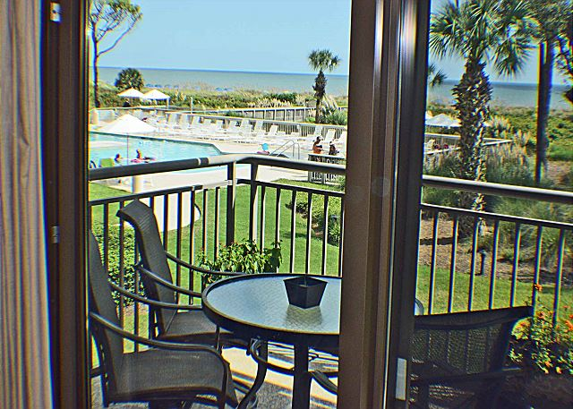 Ocean One 219 - Oceanfront 2nd Floor Condo