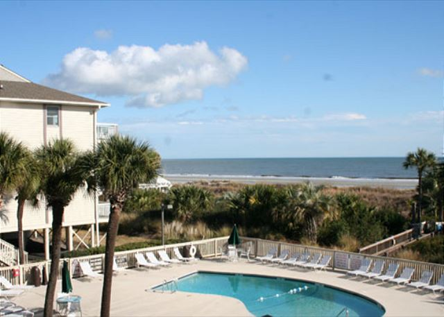 Breakers 219 - View from Breakers 219 - HiltonHeadRentals.com