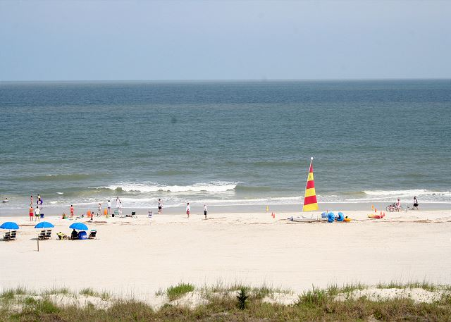 Breakers 219 - Enjoy your Stay at the Beach! - HiltonHeadRentals.com