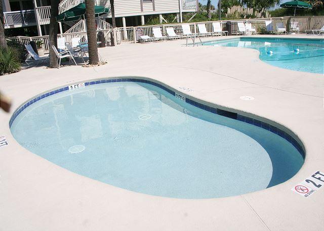 Breakers 320 - Baby Pool - HiltonHeadRentals.com