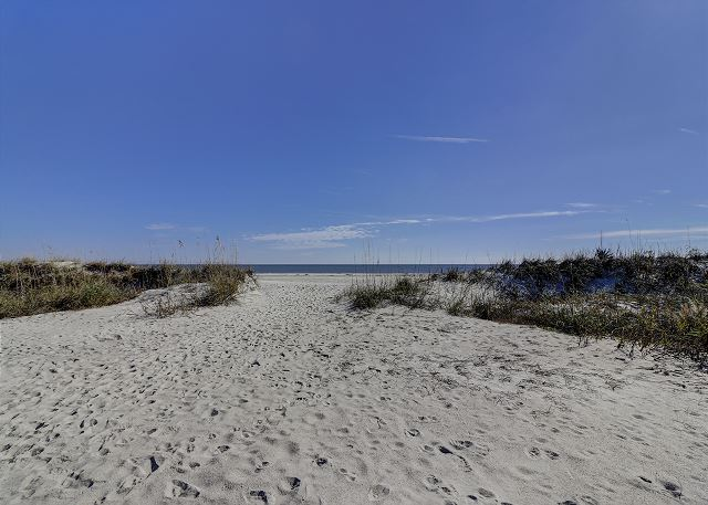 Captains Walk 481 - Enjoy your Stay at the Beach! - HiltonHeadRentals.com