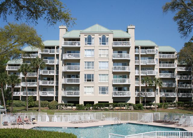 Barrington Court 210 - Enjoy your Stay! - HiltonHeadRentals.com