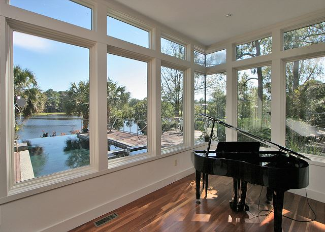 Full Sweep 16 - Full Sweep 16 with Electric Piano - HiltonHeadRentals.com