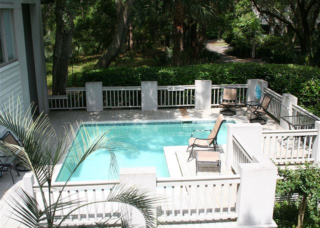 Dune Lane 116 - Private Pool can be heated for a fee - HiltonHeadRentals.com