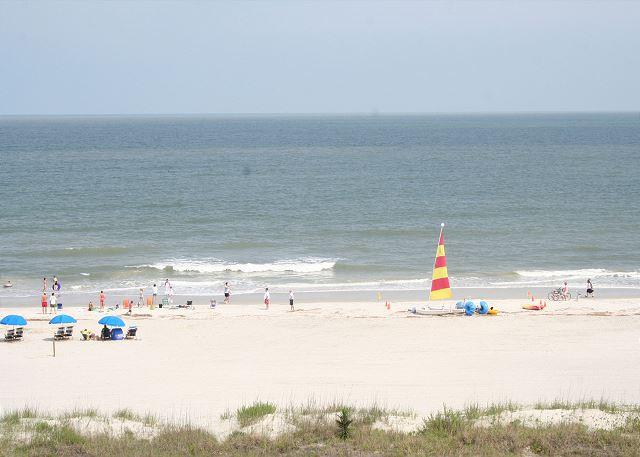 South Beach Villa 1402 - Walk to the Beach! - HiltonHeadRentals.com