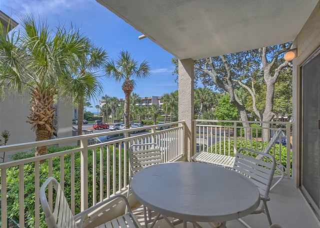 Shorewood 139 - Private Balcony - HiltonHeadRentals.com