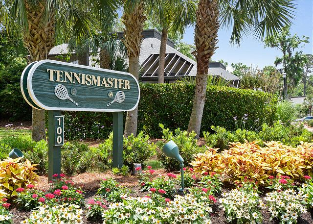 Welcome to the Tennismaster Villas!