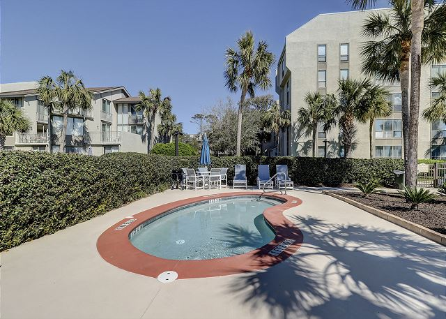 Shorewood 310 - Baby Pool - HiltonHeadRentals.com