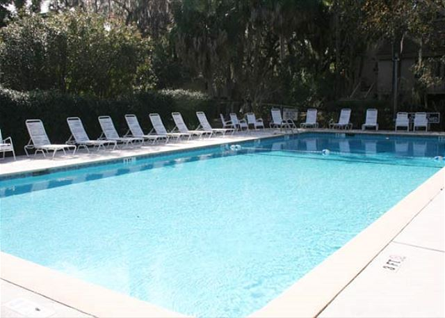 Night Heron 64 - Sunny on site Pool - HiltonHeadRentals.com