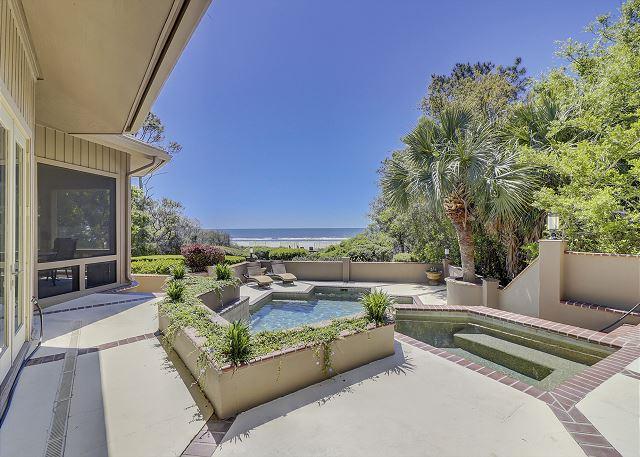 Duck Hawk 22 - Oceanfront Pool & Spa - HiltonHeadRentals.com
