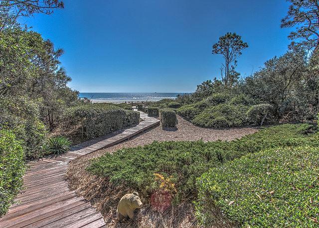 Duck Hawk 22 - Your Private Boardwalk to the Beach! - HiltonHeadRentals.com