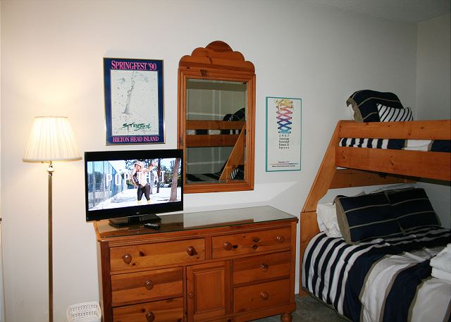 Bedroom 3 Flat Screen TV