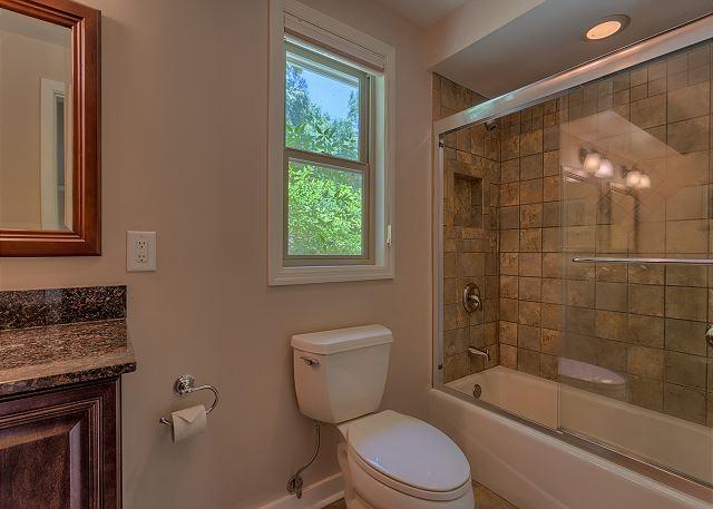Bedroom 3 Shower