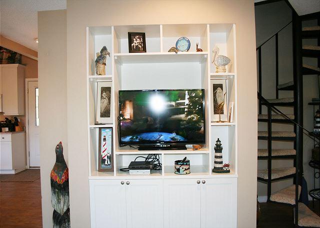 Living Room Flat Screen TV