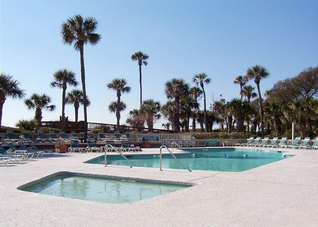 Captains Walk 468 Vacation Condo Villa Hilton Head