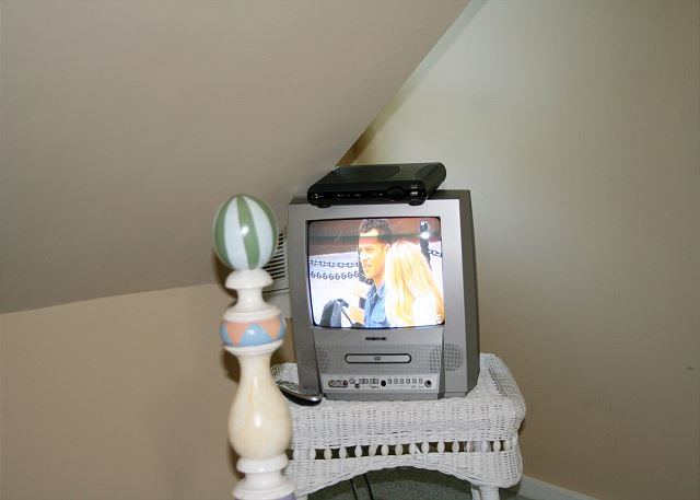 Small TV in Children's Loft