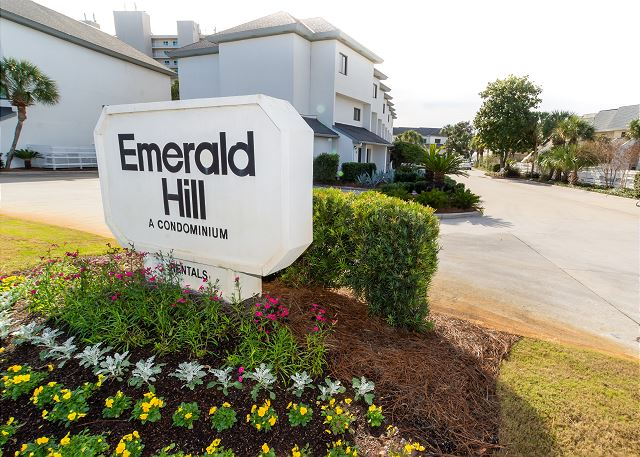 EMERALD HILL 12A GULF FRONT **FREE WIFI