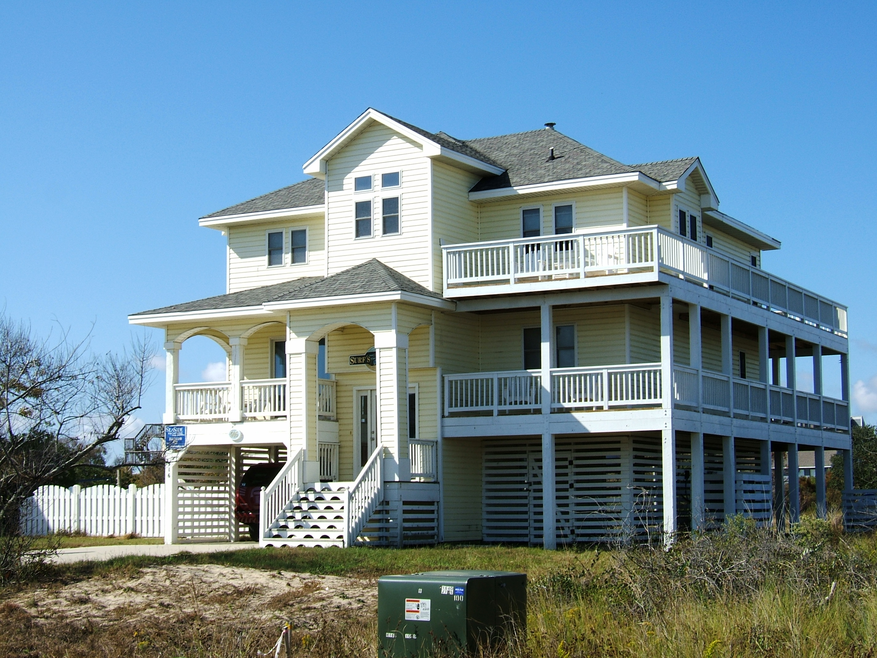 Amazing grace corolla corolla nc vacation rental autos post for Amazing holiday rentals