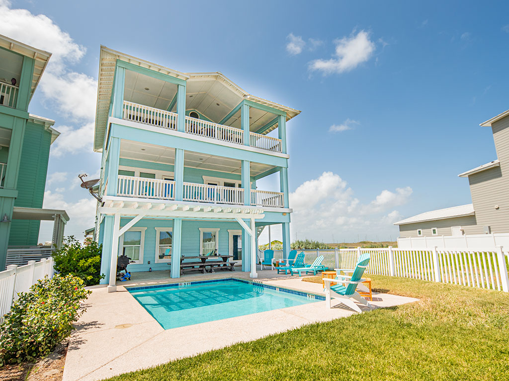 Beach-A-Holic | Corpus Christi | Silver Sands Vacation Rentals