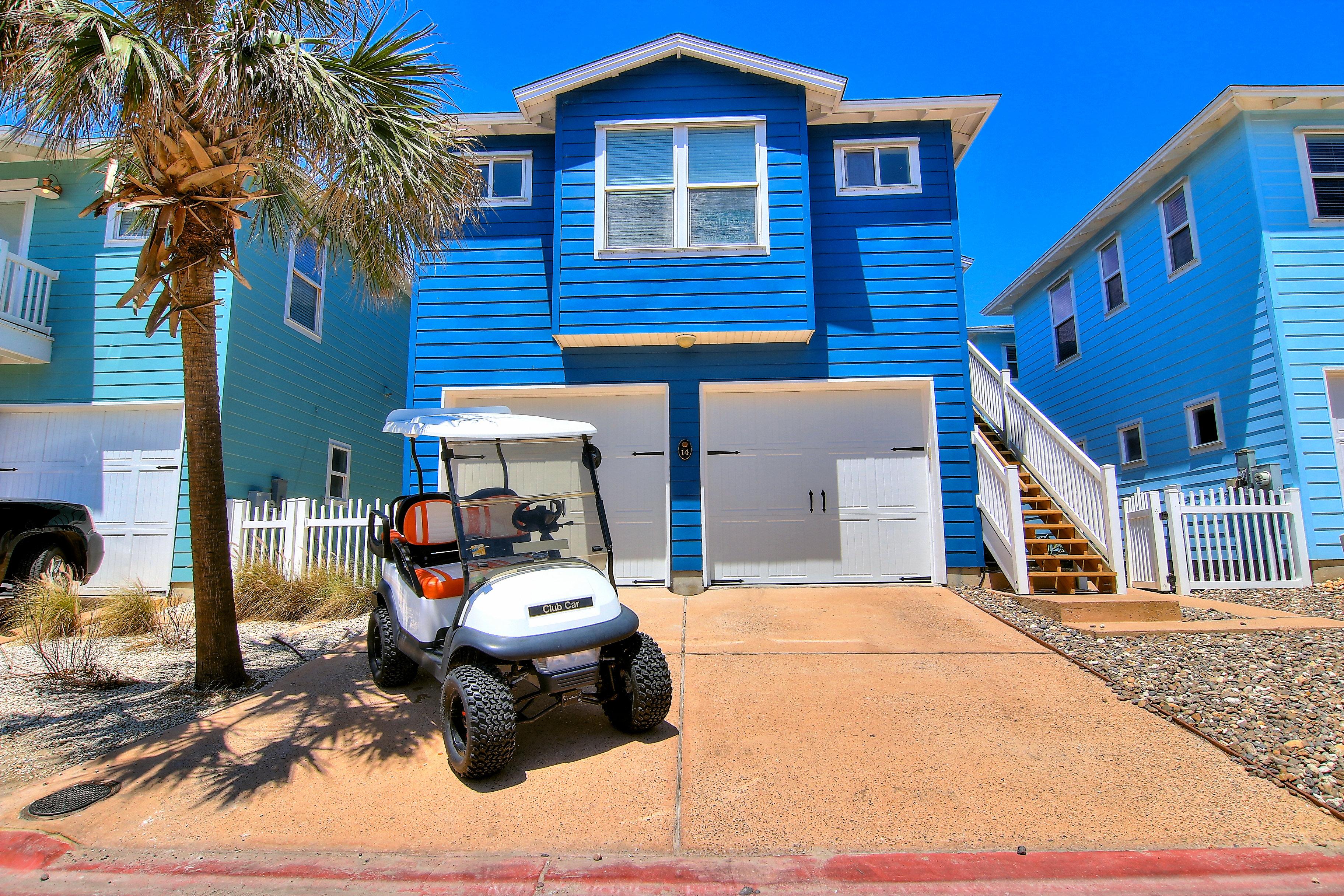 isle of palms golf cart rental