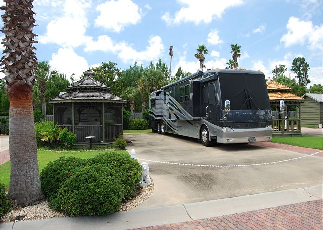 Terry Cove Motor Coach Resort Lot 8A