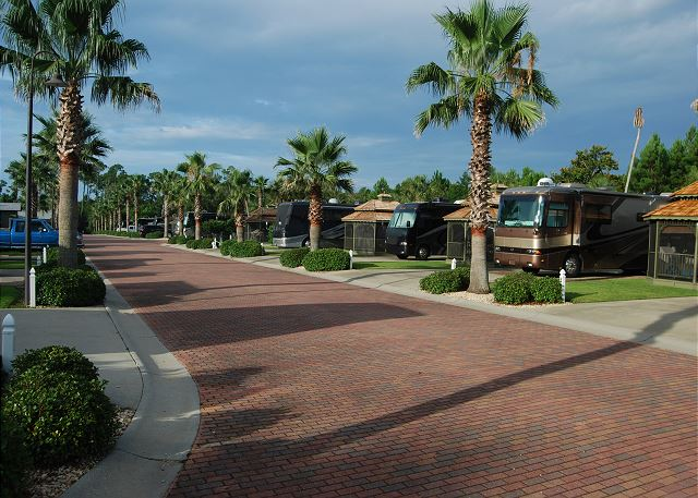 Terry Cove Motor Coach Resort Lot 19