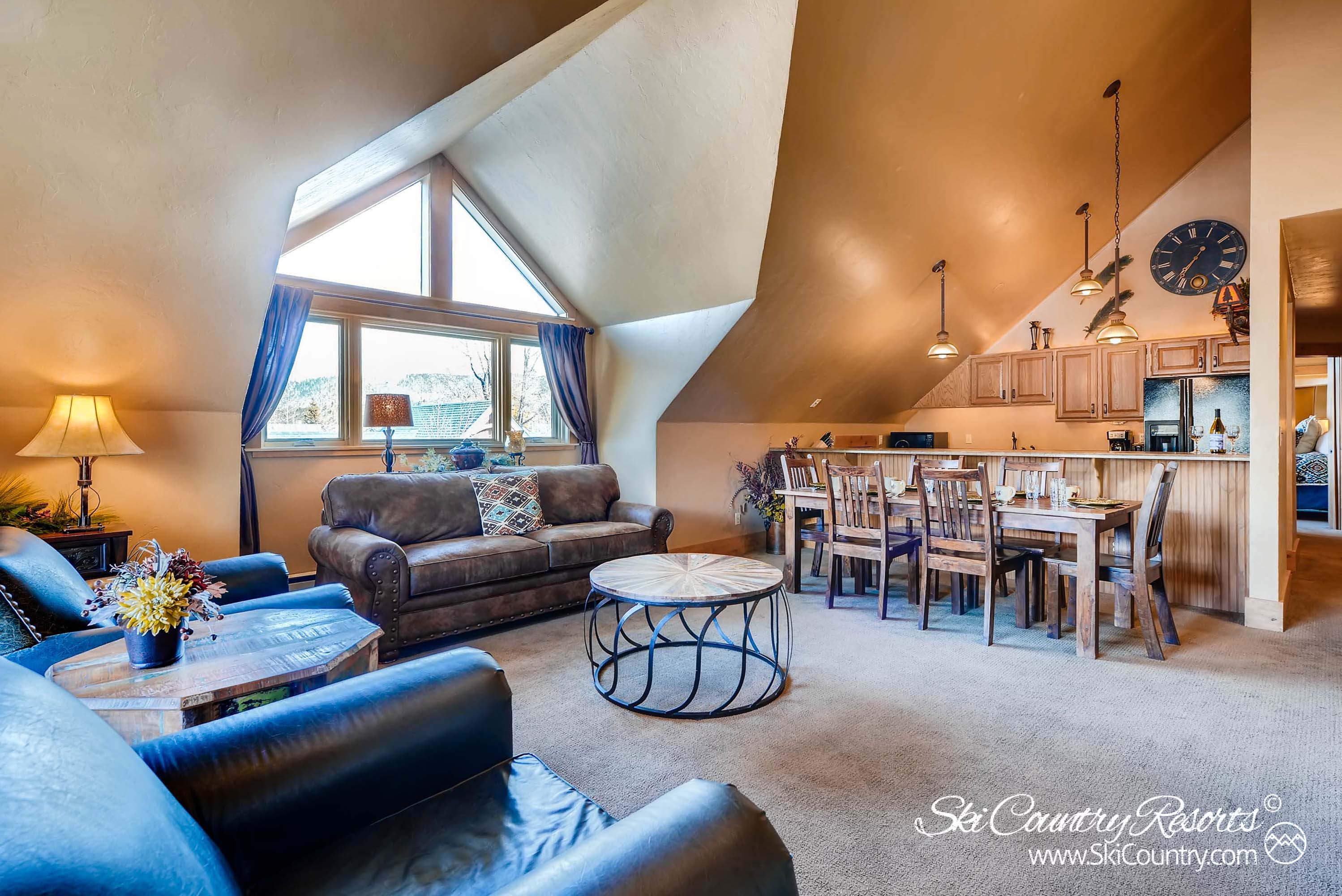 Ski Country Penthouse 3