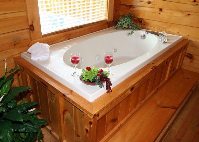 Bedroom Hot Tub