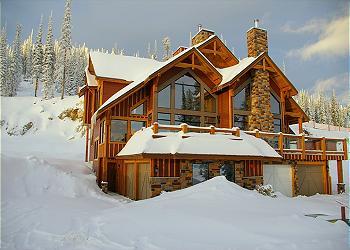 Big White Duplex rental - Exterior Photo - FRONT ELEVATION