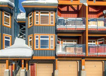 Big White Condominium rental - Exterior Photo - Timber Ridge 17