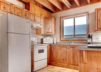 Big White Fourplex rental - Interior Photo - Kitchen