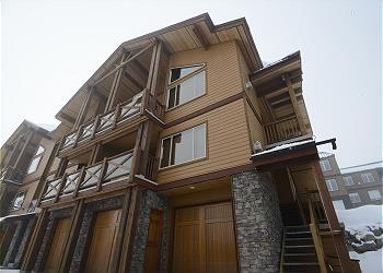 Big White Condominium rental - Exterior Photo - FRONT ELEVATION