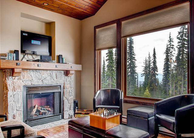 Luxurious residence in Big White, Okanagan, BC, Canada