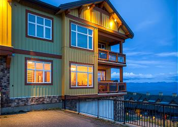 Big White Condominium rental - Exterior Photo - Summer Outside