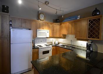 Big White Condominium rental - Interior Photo - KITCHEN