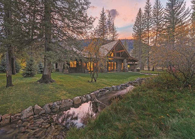 Tall Timber Cabin at the Snake River Sporting Club