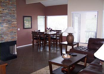 Tucson Condominium rental - Interior Photo - Living/Dining Room