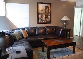 Tucson Condominium rental - Interior Photo - Living Room