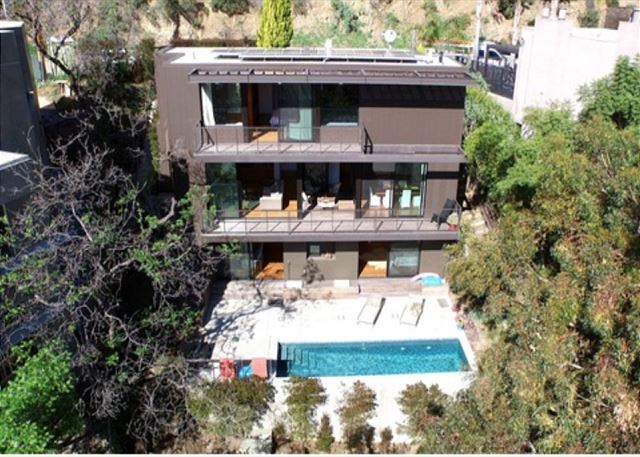 Modern Marvel in the Hollywood Hills with Pool