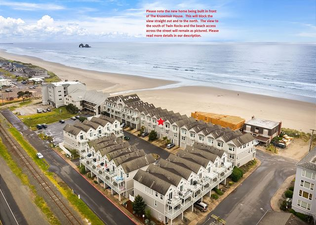 Located in the Seascape complex in the heart of Rockaway